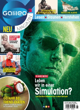 Galileo Magazin 05/2019