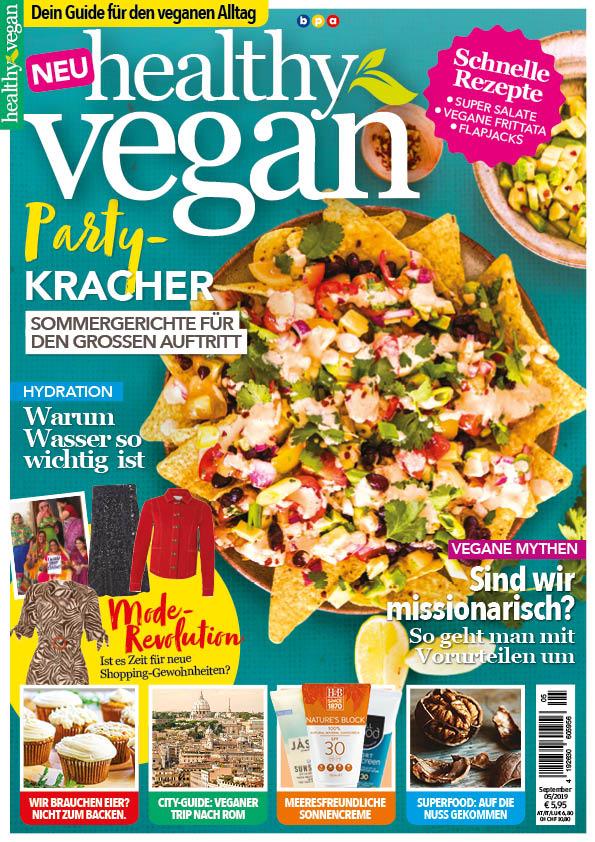 Healthy Vegan 05/2019
