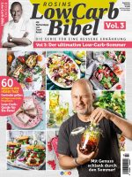 Rosins Low Carb Bibel Vol. 3