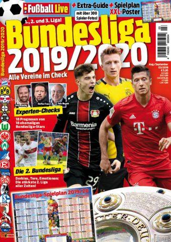 Fußball Live – Bundesliga Start 2019/2020