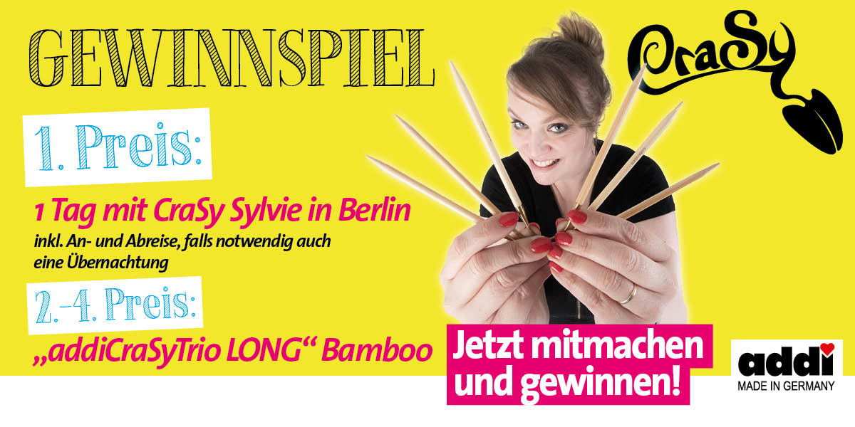 Facebook - Gewinnspiel Simply Kreativ Sonderheft Best of CraSy Sylvie - addiCraSyTrio Bamboo