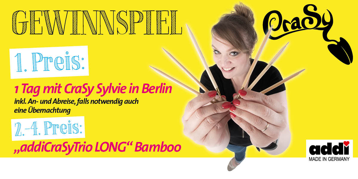 Header - Gewinnspiel Simply Kreativ Sonderheft Best of CraSy Sylvie - addiCraSyTrio Bamboo