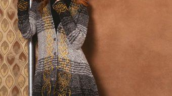 Strickanleitung - Tweed-Träumereien - Keltischer Mantel - Designer Knitting - 05/2019