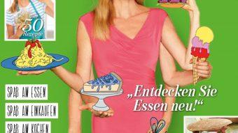 Simply Kochen Sonderheft Clean Food mit Andrea Sokol