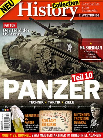 History Collection Teil 10 – Panzer - 10/2019