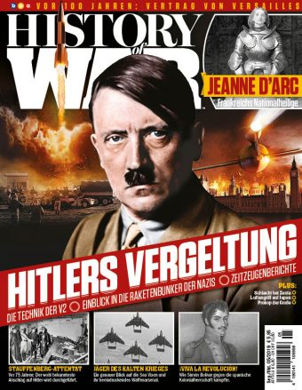 History of War Heft 05/2019