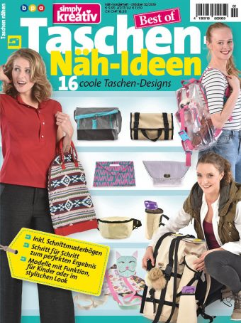 Simply Kreativ Best of Taschen-Näh-Ideen Vol. 2