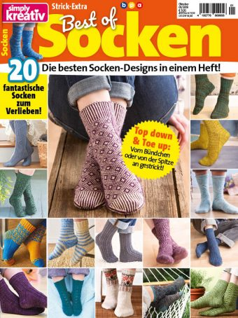 Simply Kreativ Strick-Extra Best of Socken