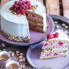 Rezept - Himbeer-Pistazien-Torte - Das große Backen 06/2019