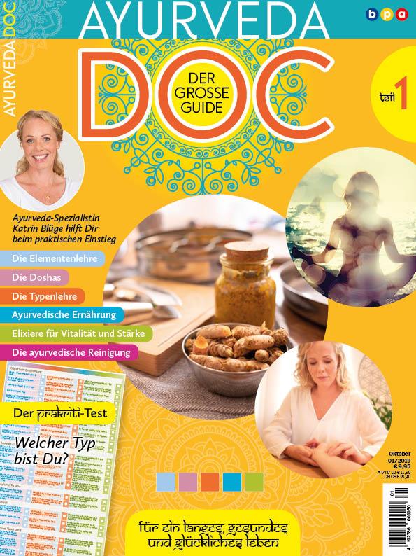 Ayurveda Doc - Der große Guide 01/2019