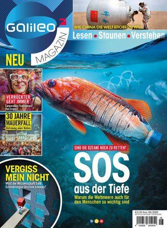 Galileo Magazin 06/2019