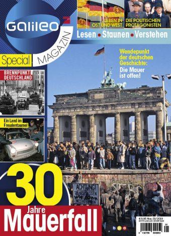 Galileo Magazin Special – 30 Jahre Mauerfall