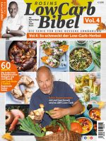 Rosins Low Carb Bibel Vol. 4