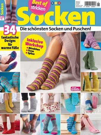 Simply Kreativ – Best of Simply Stricken Socken