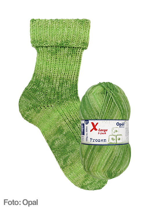 XLarge Frozen 8-fach, Opal