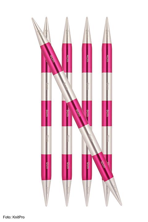 KnitPro SmartStix Nadelspiel 14 cm lang