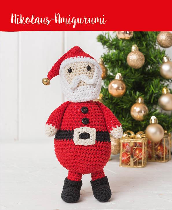 Weihnachts Amigurumi: Häkelanleitungen Sayjais Amigurumi ... | 723x595