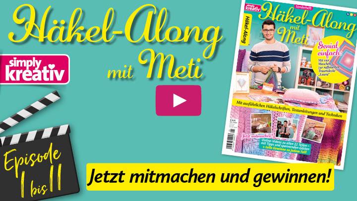 Häkel-Along mit Meti – 01/2020