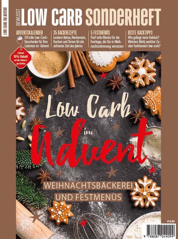 Bewusst Low Carb Sonderheft – 03/2019