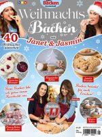 Simply Backen Sonderheft Weihnachtsbacken mit Janet & Jasmin 01/2019