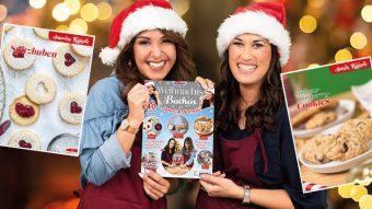 Weihnachts-Backen mit Janet und Jasmin