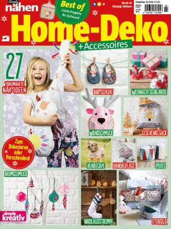 Best of Simply Nähen Home-Deko & Accessoires