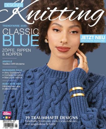 Designer Knitting 01/2020