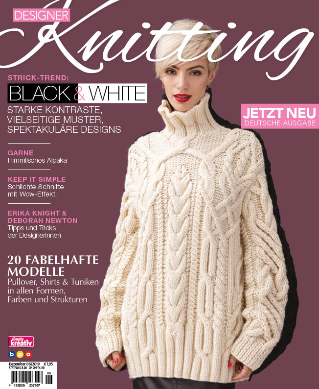 Designer Knitting 06/2019