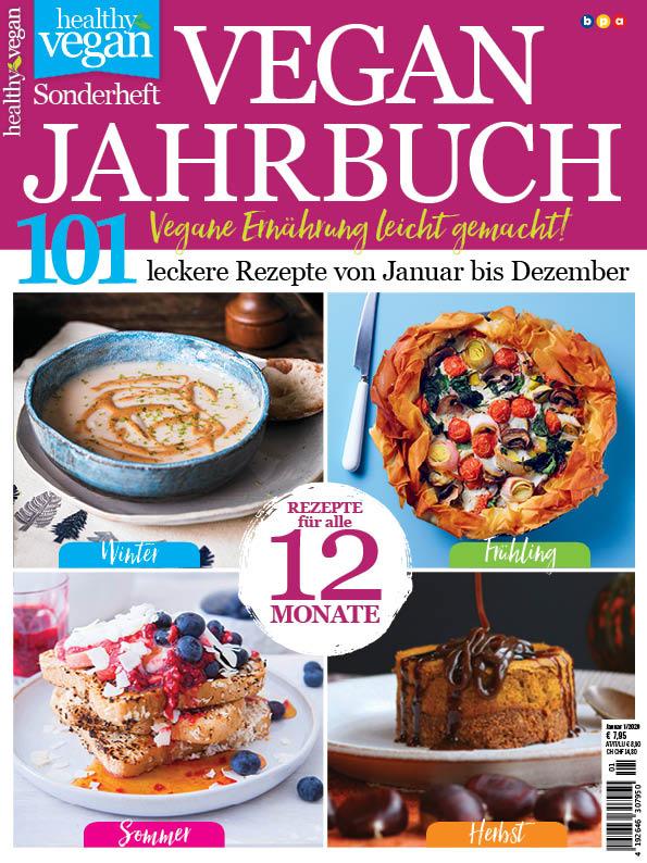 Healthy Vegan Sonderheft - Vegan Jahrbuch
