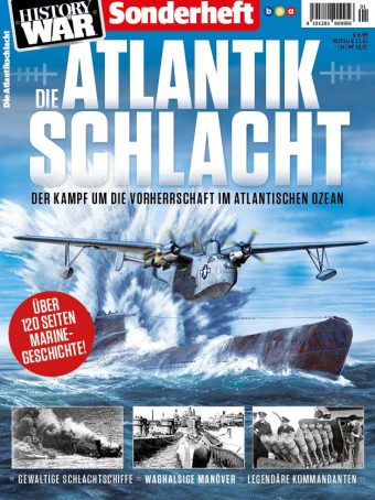 History of War Sonderheft Die Atlantikschlacht