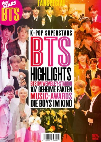 New Stars Special BTS Highlights – 01/2020