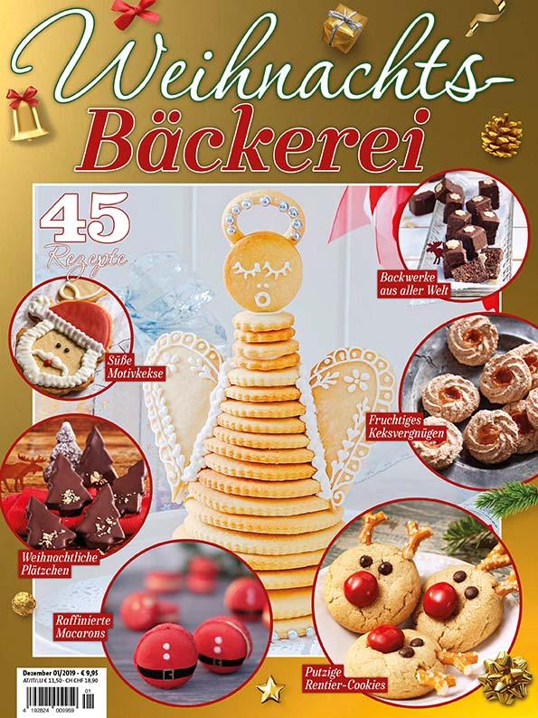 Weihnachtsbäckerei 01/2019