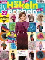 Simply Kreativ Häkeln mit Farbverlaufs-Bobbeln Vol. 4 Heft 04/2019
