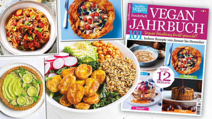 Healthy Vegan Sonderheft – Vegan Jahrbuch