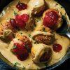 Rezept - Schwedische Tofubällchen - Vegan Food & Living – 01/2020