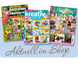 Aktuelle DIY-Magazine im Simply Kreativ Shop