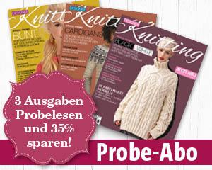 Designer Knitting Probeabo