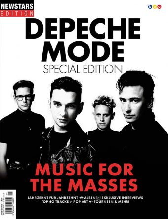 New Stars Special Edition Depeche Mode