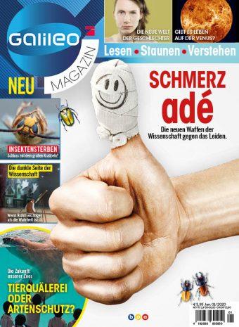 Galileo Magazin 01/2020