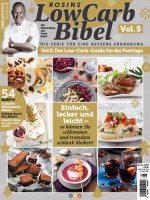Rosins Low Carb Bibel Vol. 5