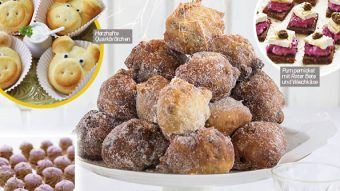 Simply Backen Fingerfood – 05/2019