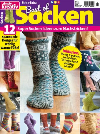 Best of Simply Stricken Socken 02/2019