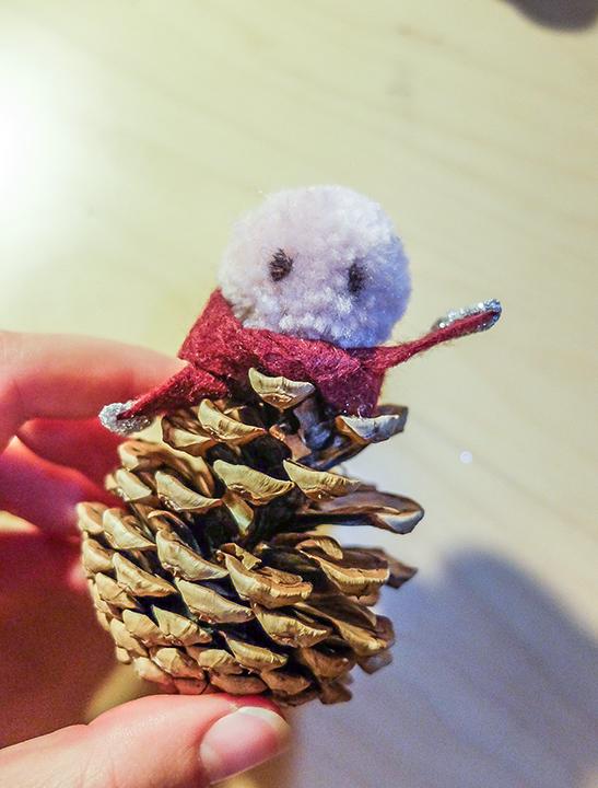 Weihnachtswichtel DIY Abb5