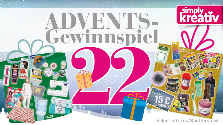 Advents-Gewinnspiel Tag 22