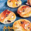 Rezept - Schokobrötchen - Besser Backen mit Tommy Weinz – Brötchen