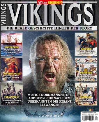 All About History Sonderheft Vikings 01/2020