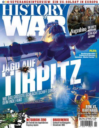 History of War Heft 01/2020
