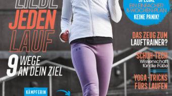 Laufguide für Frauen 02/2020