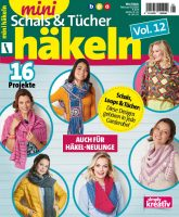 Mini Häkeln Vol. 12 Schals & Tücher