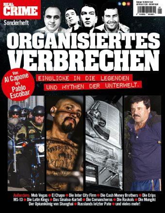 Real Crime Sonderheft Organisiertes Verbrechen – 01/2020